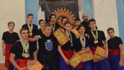Бойовий Гопак – Чемпіонат України 2017
