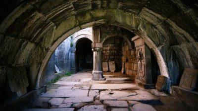 Вірменія – Живі камені