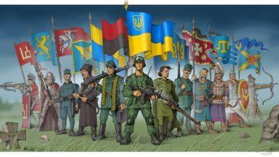 З Покровою! З Днем Українського козацства! З Днем захисника України!