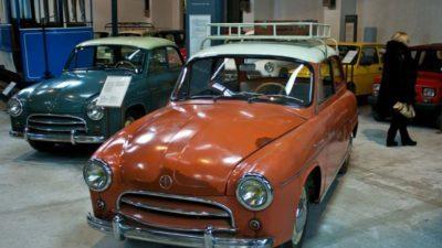 Автомобільний музей в Бельсько-Бяле – від колишньої овочевої бази до унікального об'єкту авто-еволюції