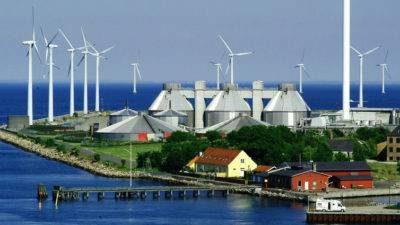 Данія встановила рекорд в вітровій енергетиці