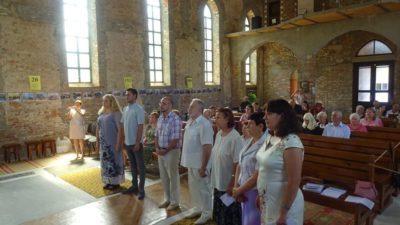 24 червня 2017 року Німецька Євангелічно-лютеранська громада Бердянська відзначила 20-річний ювілей відродження