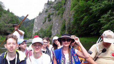 Літній мовний табір для бердянських дітей у польських Татрах