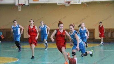 Баскетболистки ДЮСШ продолжили серию побед (видео)