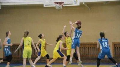 ДЮСШ-2004 одержала две победы в баскетбольной лиге