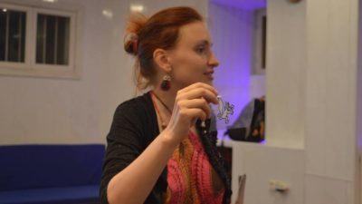 """Коллективна гра-анімація """"Лічилка"""" на """"Равлик-фесті"""" у Бердянську"""