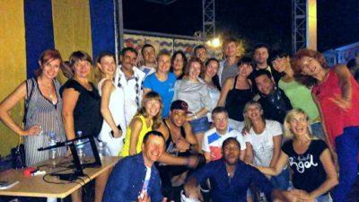 Багато фото та відео з найкрутішої вечірки цього літа!