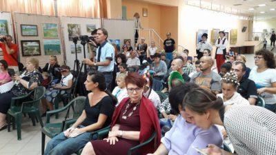 Міжнародні Narodowe Czytania – 2017 у Бердянську