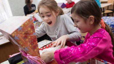 Давайте подарим детям праздник
