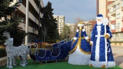Запрошуємо поглянути на новорічний Ямбол!