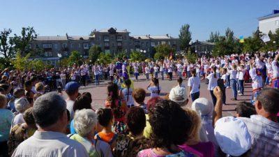 Фестиваль національно-культурних товариств «Джерела рідного краю» розкрив багатогранність культури багатонаціонального Бердянська