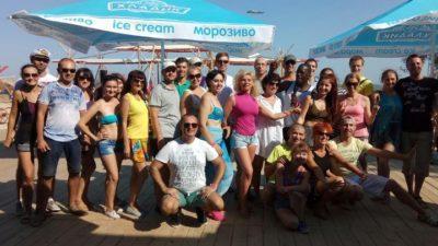 Cальса-фест на берегу Азовского моря состоялся!