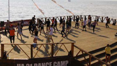 Summer Dance camp – табір-школа сучасної вуличної хореографії у Бердянську