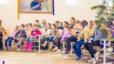 Вихованцям бердянського інтернату покажуть фільм, знятий ліцеїстами