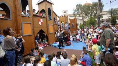 Якими роблять нові дитячі майданчики у Гліфаді