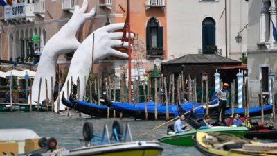 Італійці привертають увагу до зміни клімату