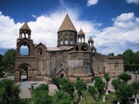 Сверху виднее: Армения (travel + adventure)