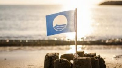 Ще більше пляжів із Блакитним прапором