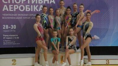 ДЮСШ принимала соревнования всеукраинского масштаба (видео)
