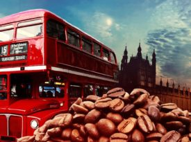 Кавове паливо для лондонських бусів