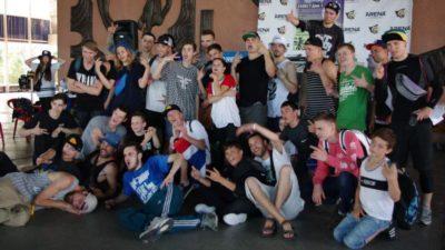 У Бердянську відбувся відкритий Міжнародний чемпіонат  5 Points Jam (хип-хоп).