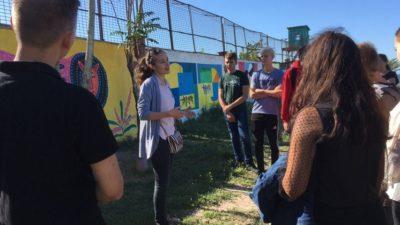 Незвичайний захід для школярів Бердянська