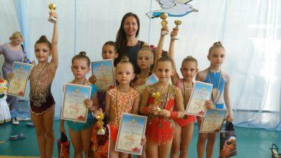 Турнир по художественной гимнастике «Азовские чайки»
