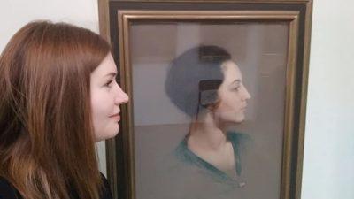 Селфі в музеї з Антикафе