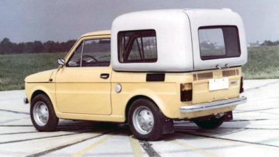 Polski Fiat 126p Bombel із Бельско-Бяла