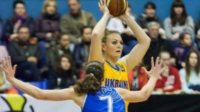 Ганна Зарицька – кращий бомбардир чемпіонату світу з баскетболу 3Х3.