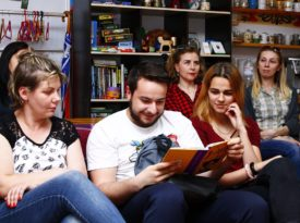 Читання у вік інтернету – розкіш, яку дозволяють собі в Бердянську