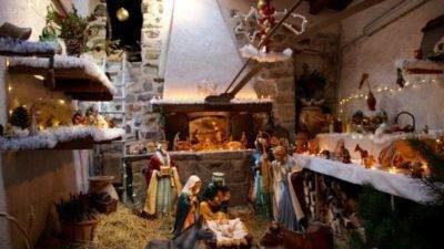 Місто, що раз на рік перетворюється у музей… Різдва