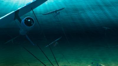 Підводні електростанції: повітряний змій під водою