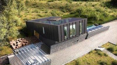 Норвезьке інженерне диво: будинок, що виробляє втричі більше енергії ніж споживає