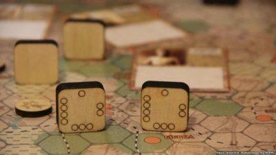 В Україні презентували першу історичну настільну гру