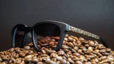 Українець створив успішний стартап і виробляє еко-окуляри з кави