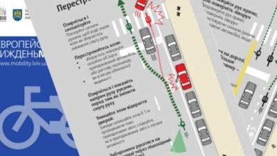 У Львові видали Посібник велосипедиста