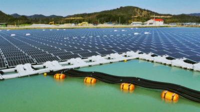 Найбільша в світі плавуча сонячна електростанція запрацювала у Китаї