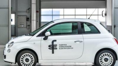В Бельсько-Бяла засновано завод електромобілів