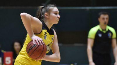 Жіноча баскетбольна Суперліга: перемога Київ-Баскета