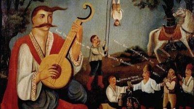 Українські козацькі пісні: справжня козацька музика (відео)
