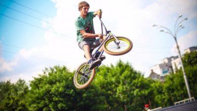 Велосипедними стежками – дитяча велотраса та вело-тріал на Extreme-zone