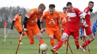 Час надзвичайних емоцій – футбольная ліга повернулась у Бельсько-Бяла