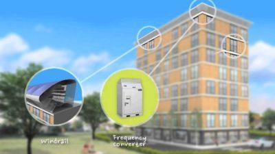 Навіть дах працює задля користі усього дома – новий винахід родом з Німеччини