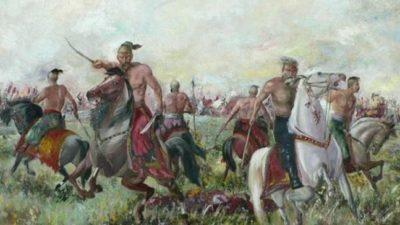 Загадки козацьких характерників: Легенда про меч Арея