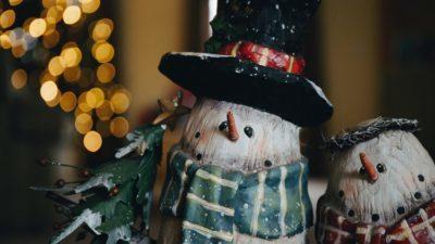 Щиросердечно вітаємо Вас з наступаючими світлими святами: Різдвом Христовим та Новим Роком!