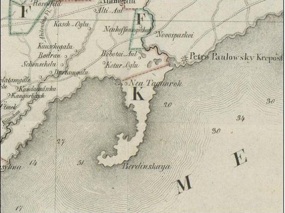 Средневековый порт у Бердянской Косы (дополнено)