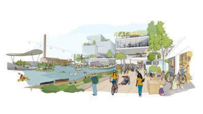 Google вкладе $ 1 млрд в створення району майбутнього в Торонто