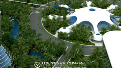Урбан-футурізм у проекті Венера – новий дизайн міст і суспільства