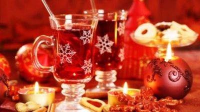 Які напої готувати на різдвяні свята, з рецептами